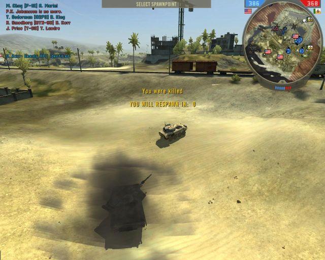 Gulf Of Oman 64 - Battlefield SinglePlayer Forum