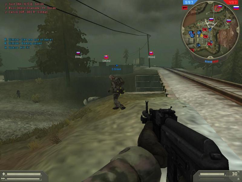 Battlefield Singleplayer, home of Battlefield AI and ...