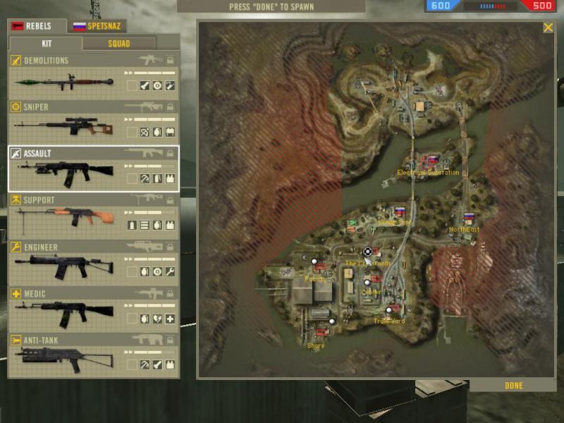 How To Install Battlefield 2 - Singleplayer 64 Maps Mod ...