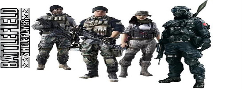 Battlefield Singleplayer